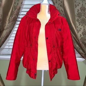 North Face Puffer Coat Size L